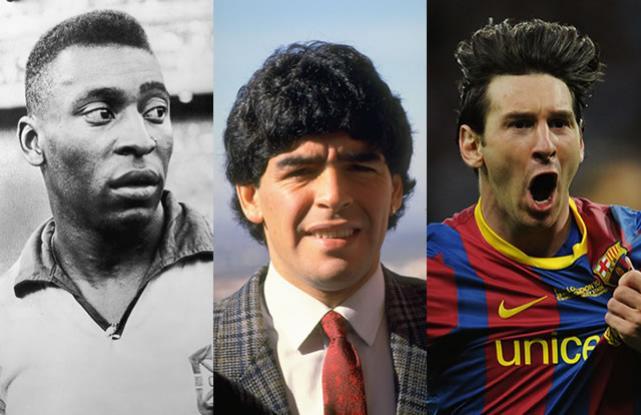Messi Hair